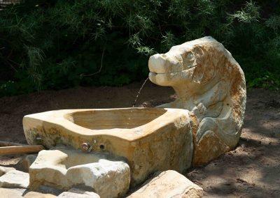 Wasserspeier Kita