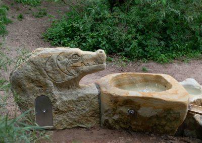 Wasserstelle Kindergarten