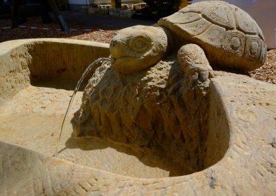 Schildkröte-Wasserspeier-2