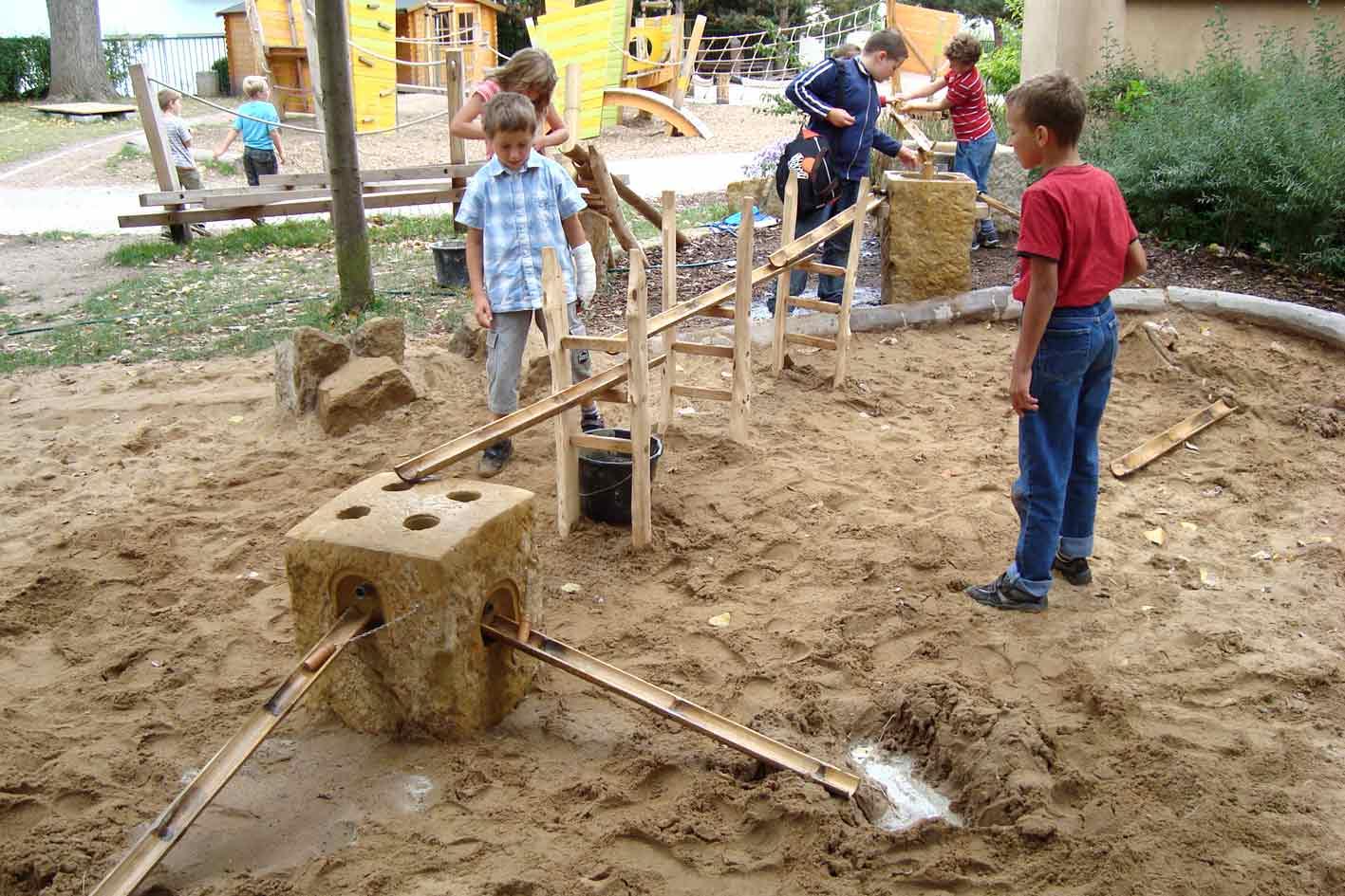 Wasserbahn Selber Bauen Basteln Mit Kindern Plitsch Platsch Selbst